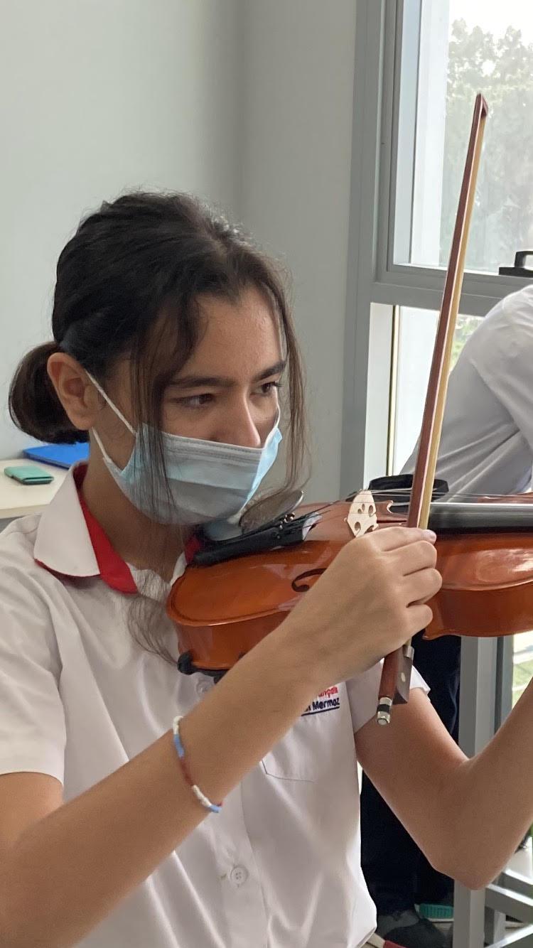 À découverte de Vivaldi et du violon