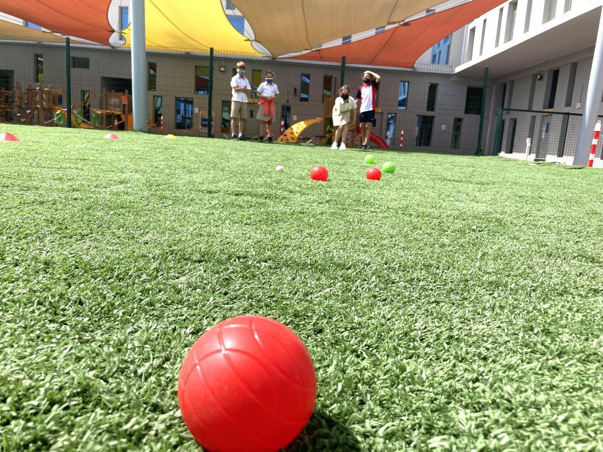 La Dubaïote : premier tournoi de pétanque du LFJM