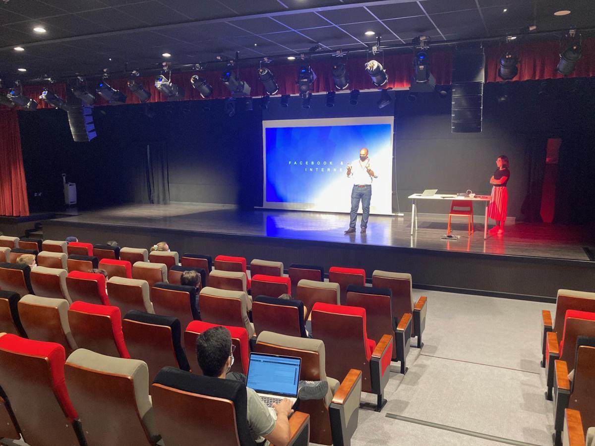 Conférence - Semaine de la presse et des médias : les réseaux sociaux et Internet