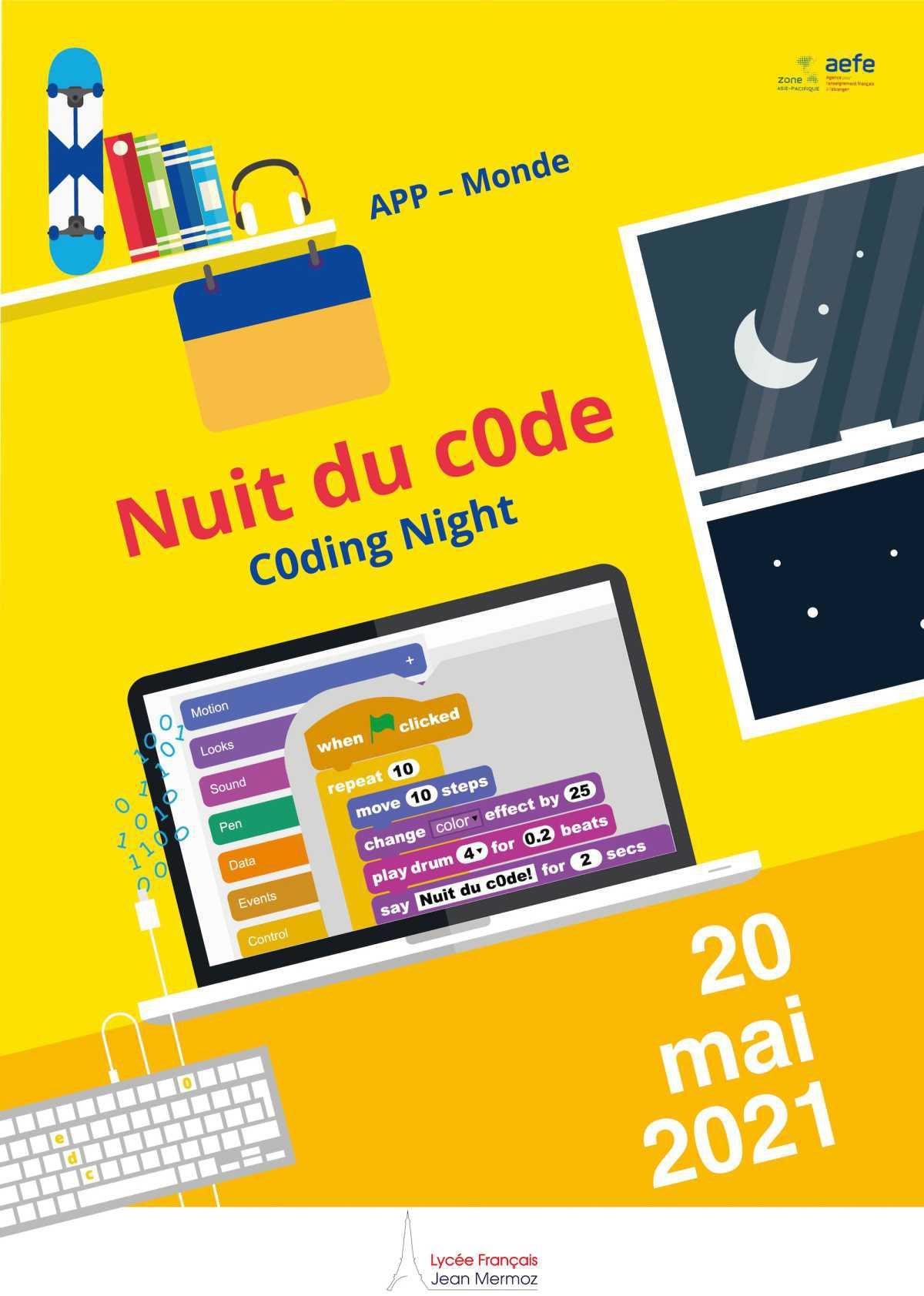 Nuit du c0de - 20 mai 2021