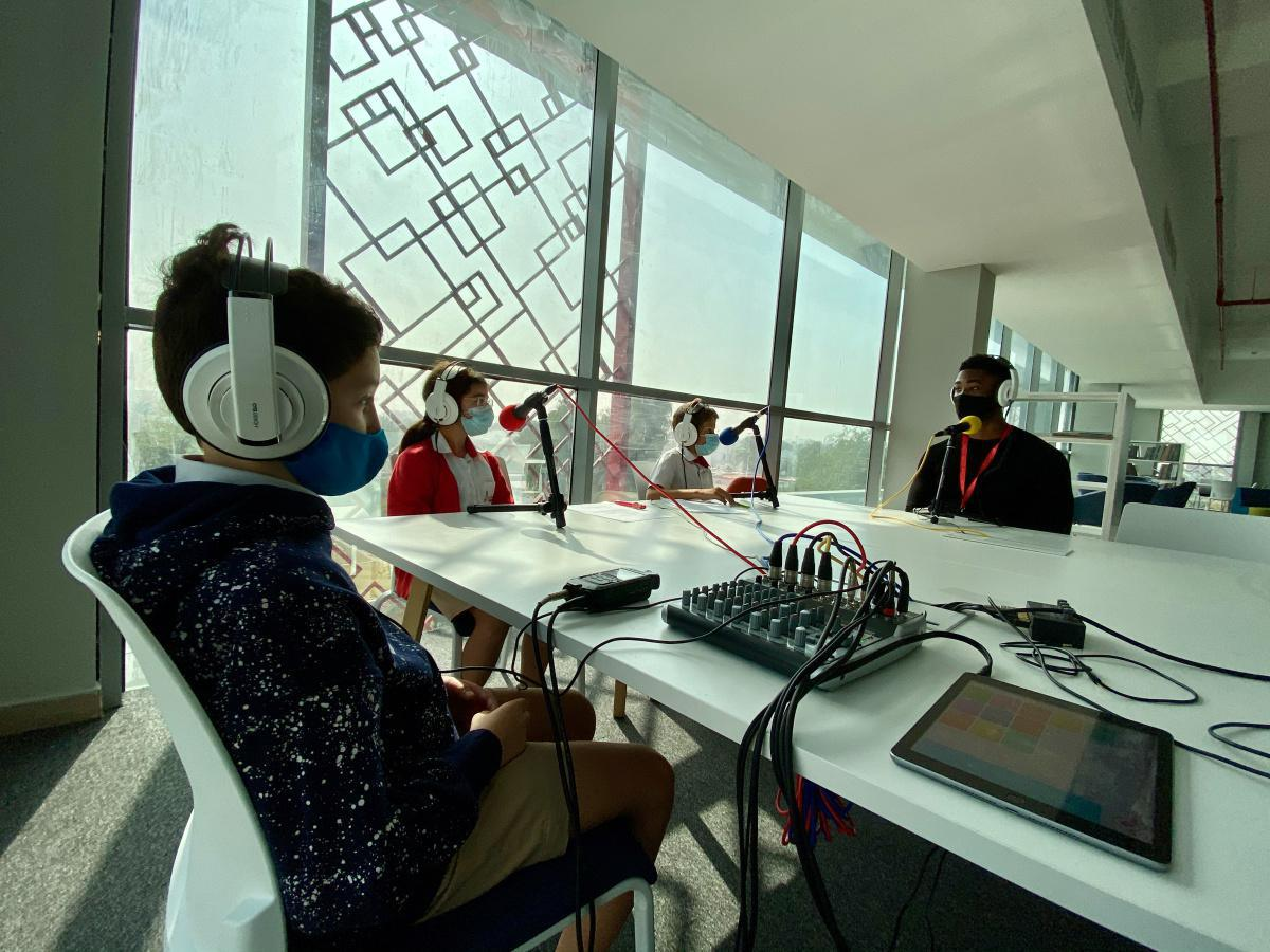 La webradio Fréquence Mermoz primée