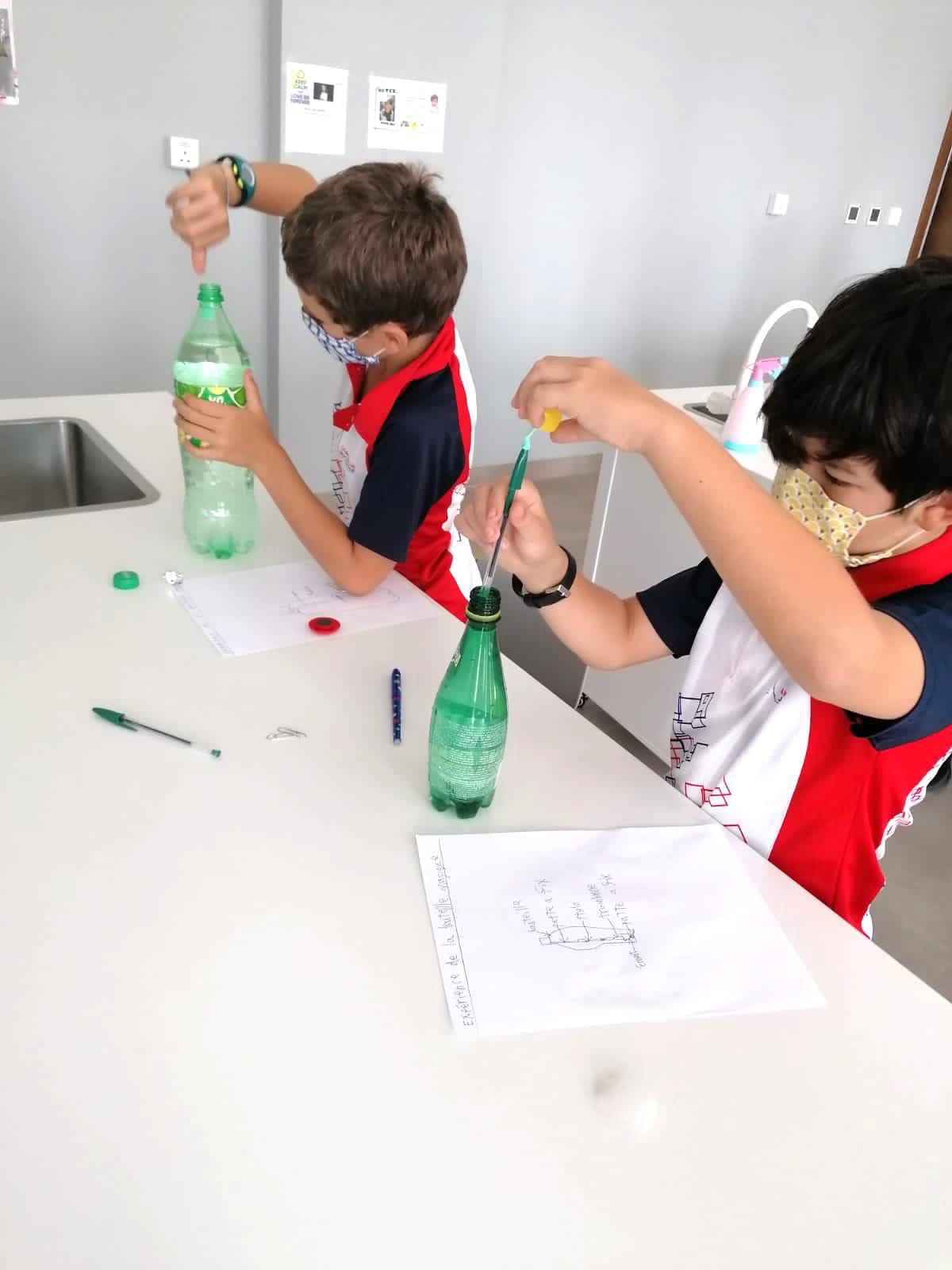 Vive les sciences à l'école élémentaire !