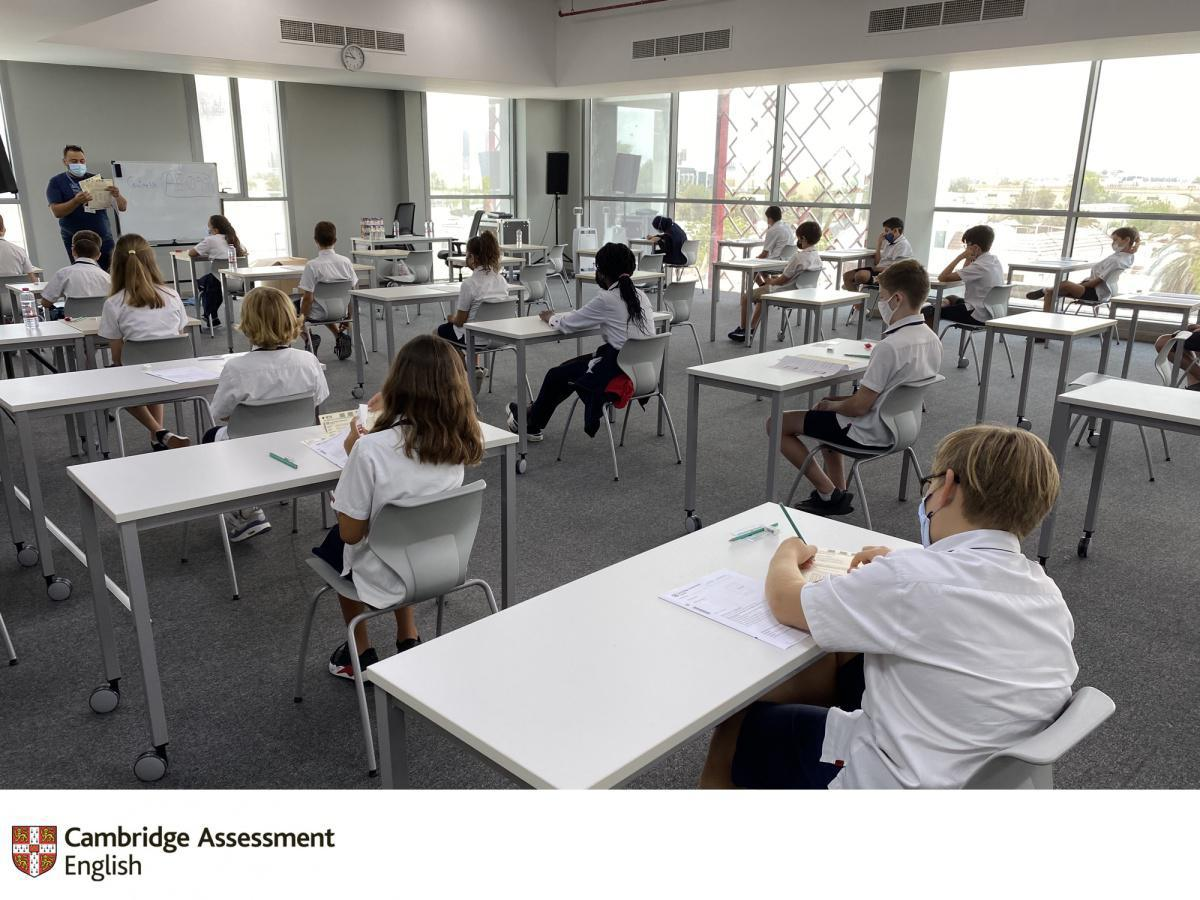 Cambridge English qualifications exams