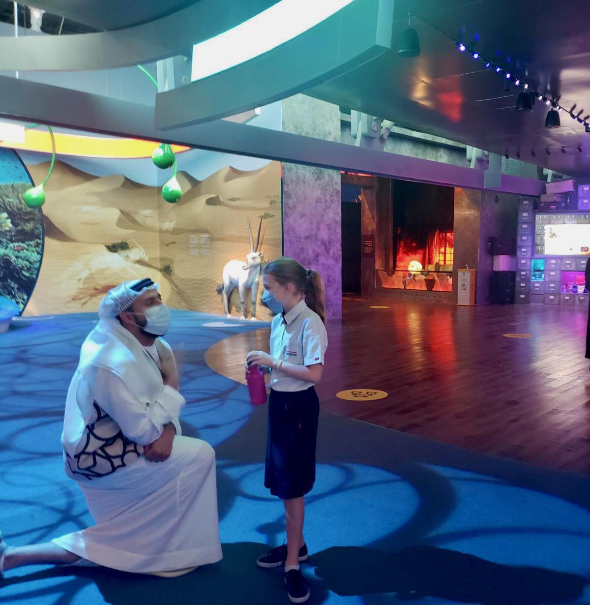 Visite pilote d'EXPO 2020