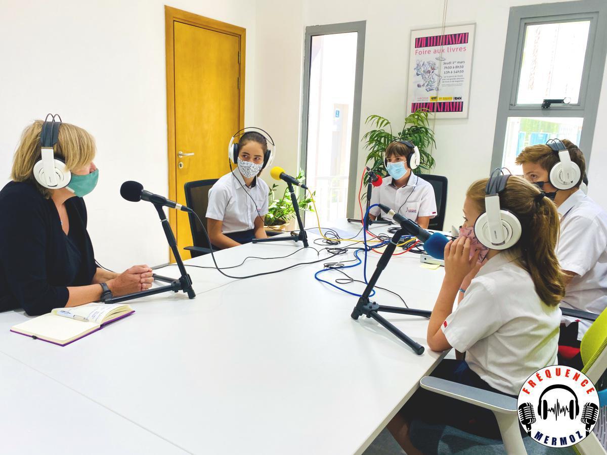 Fréquence Mermoz : entretien avec Karen Ryan de Cambridge Assessment English