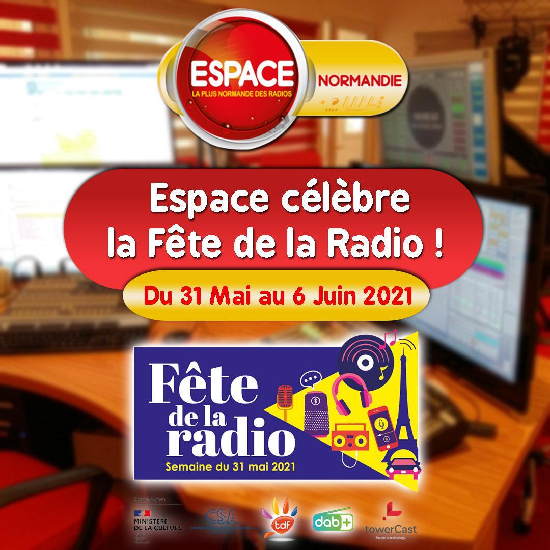 Espace célèbre les 100 ans de la Radio !