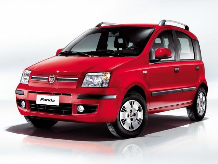 Tagliando Fiat Panda