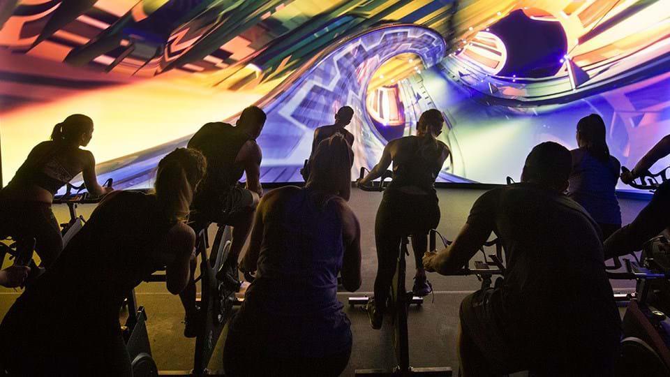 Le Virtual cycling