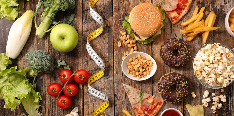 Les aliments transformés, sucrés, gras, salés