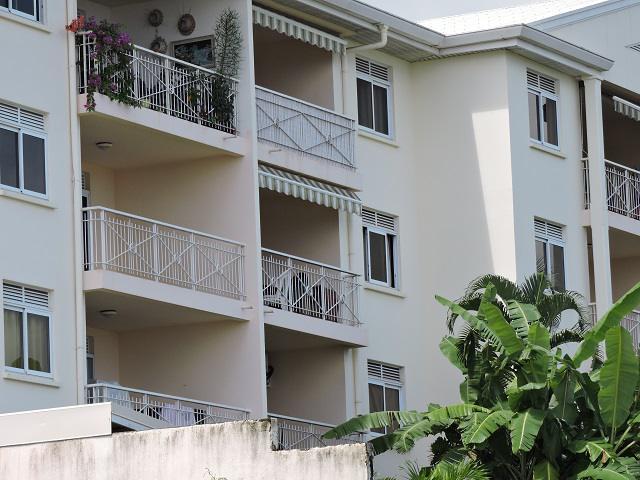 Appartement à louer Papeete