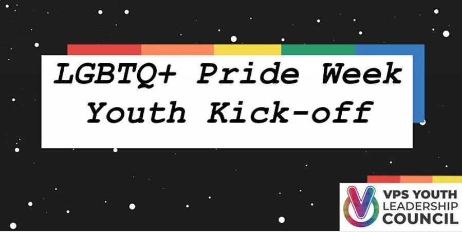 Victoria Pride Festival: Youth Pride Kick-Off Party