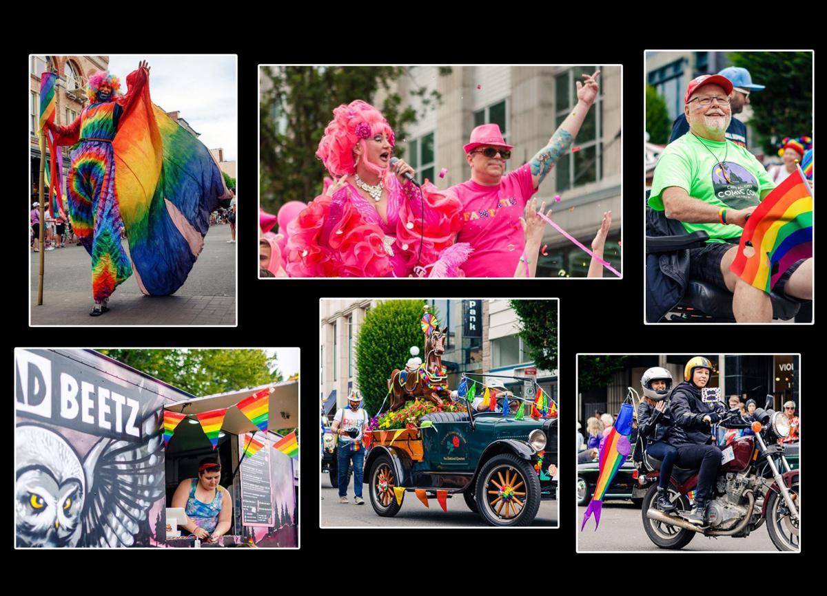 #YYJ Pride Parade 2021