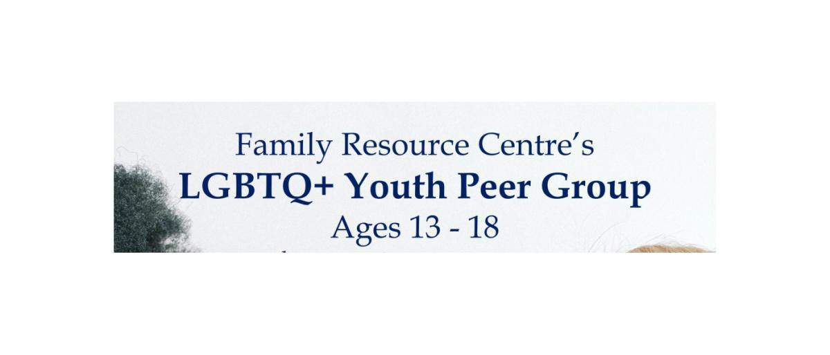 LGBTQ+ Youth Peer Group - Vernon