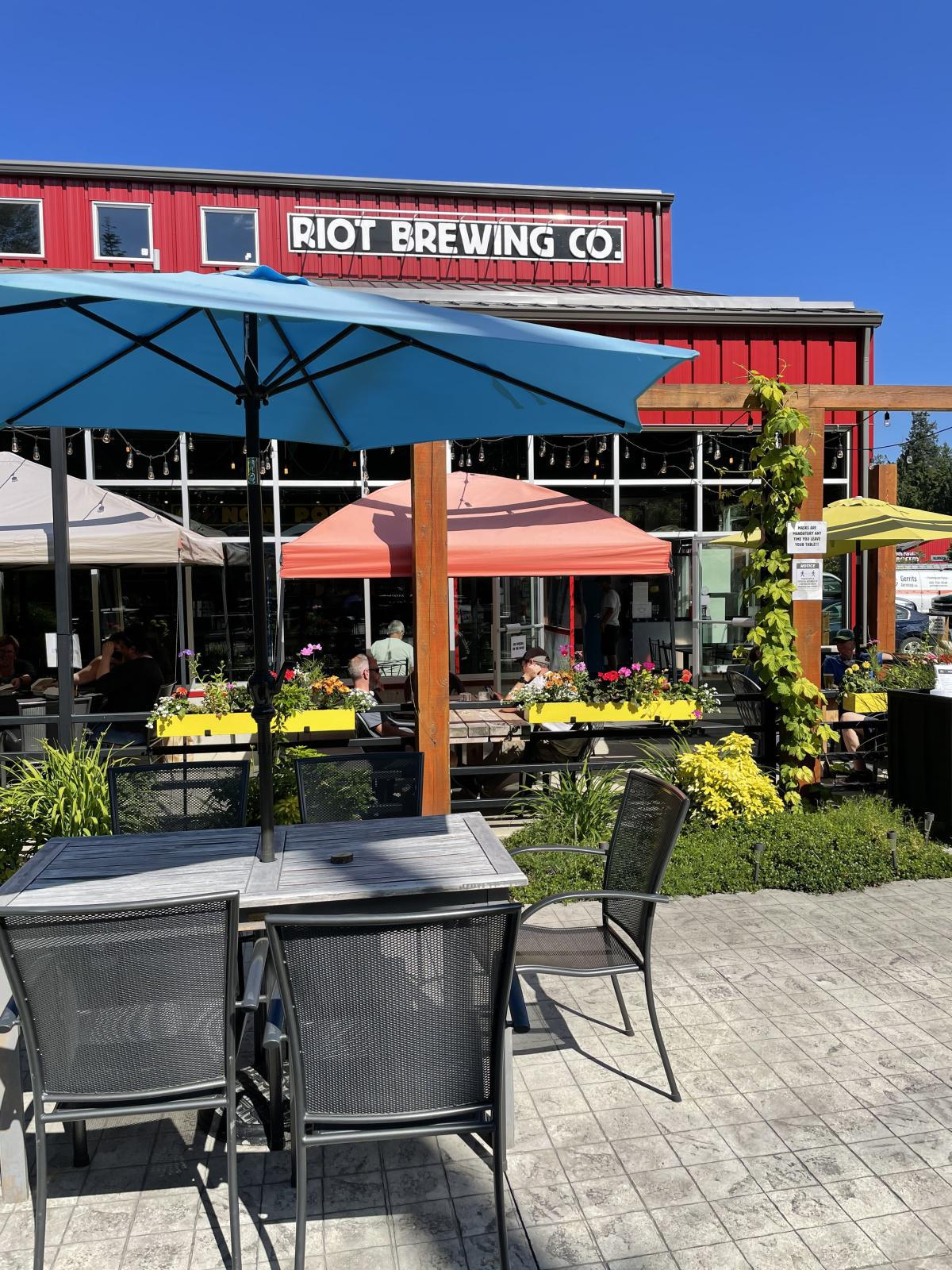 RIOT BREWING: A Brewery with a Big Heart in a Small Town