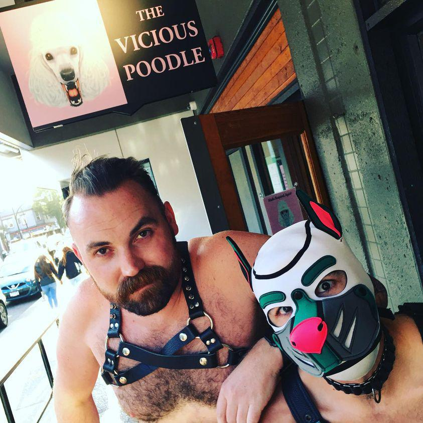 Dog Pound Leather & Bear Night at The Vicious Poodle