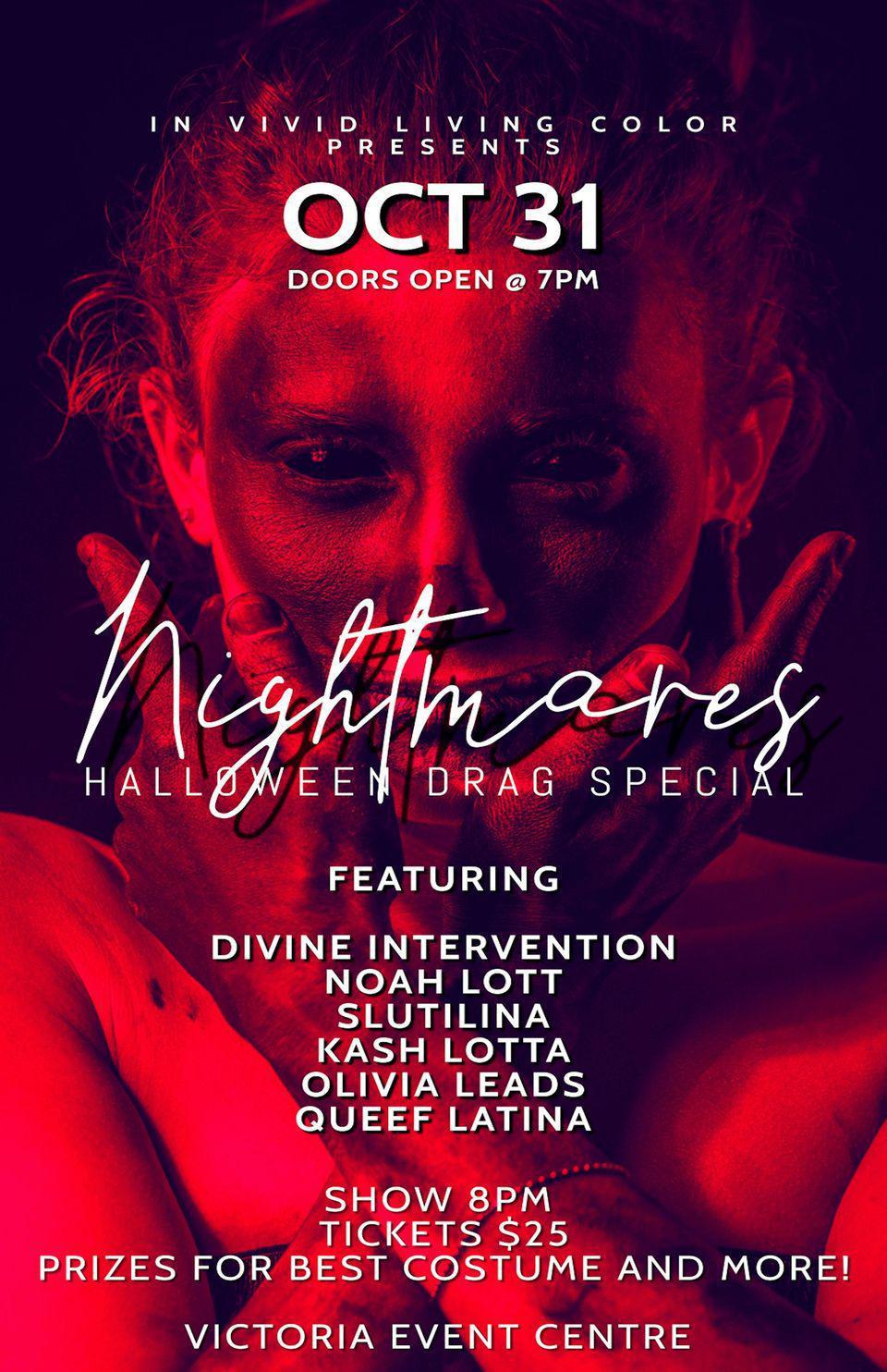 Nightmares | Halloween Drag Special