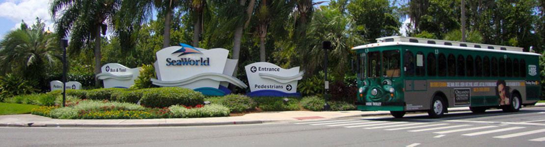 Mit dem Trolley Florida erkunden