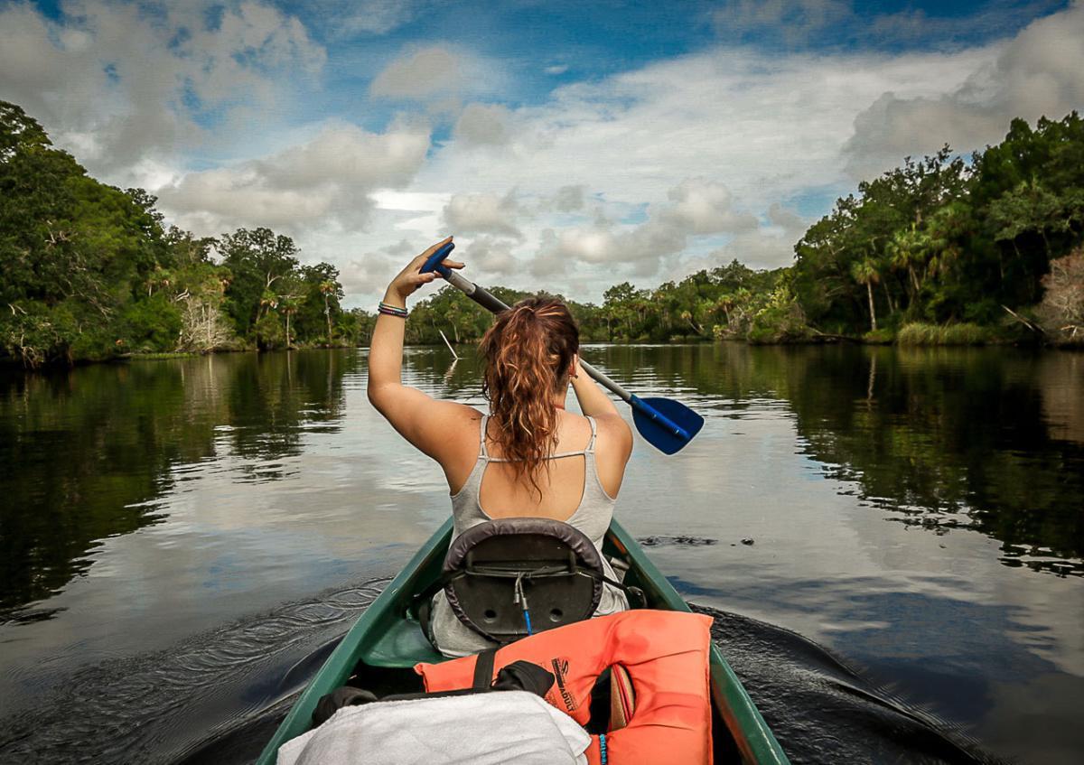 Crystal River - Hat im Wasser oder an Land einiges zu bieten