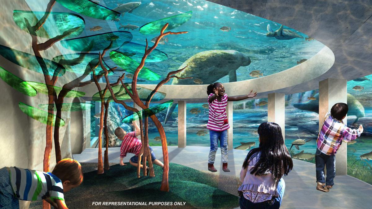 Jacksonville Zoo and Gardens will 50mio. $ in 5 Jahren investieren
