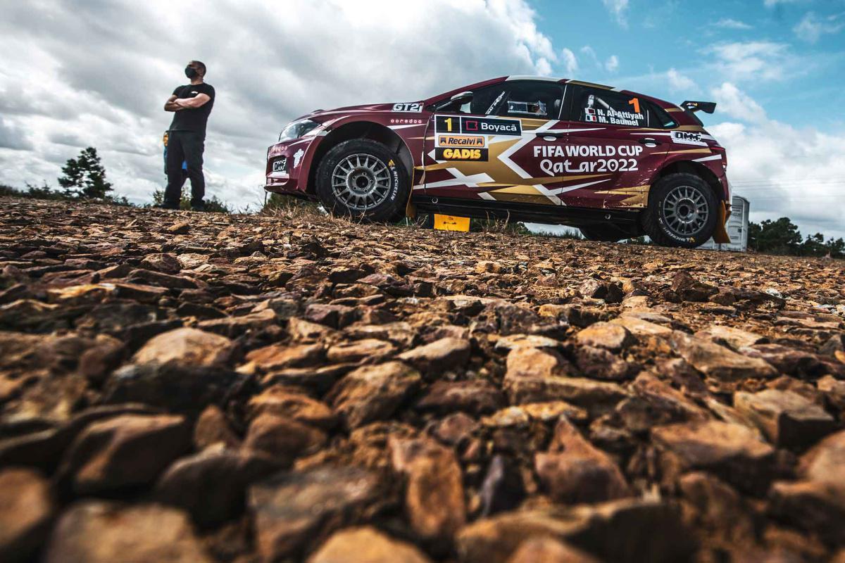 La nueva Copa de España de Rallyes de Tierra CERT - GT2i calienta motores