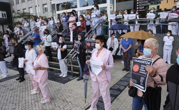 Donem suport a la vaga del País Basc