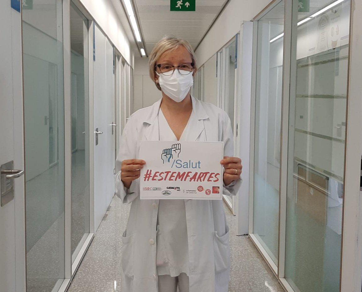 Comença la campanya #estemfartes per dir alt i clar que els professionals ja no podem mes!