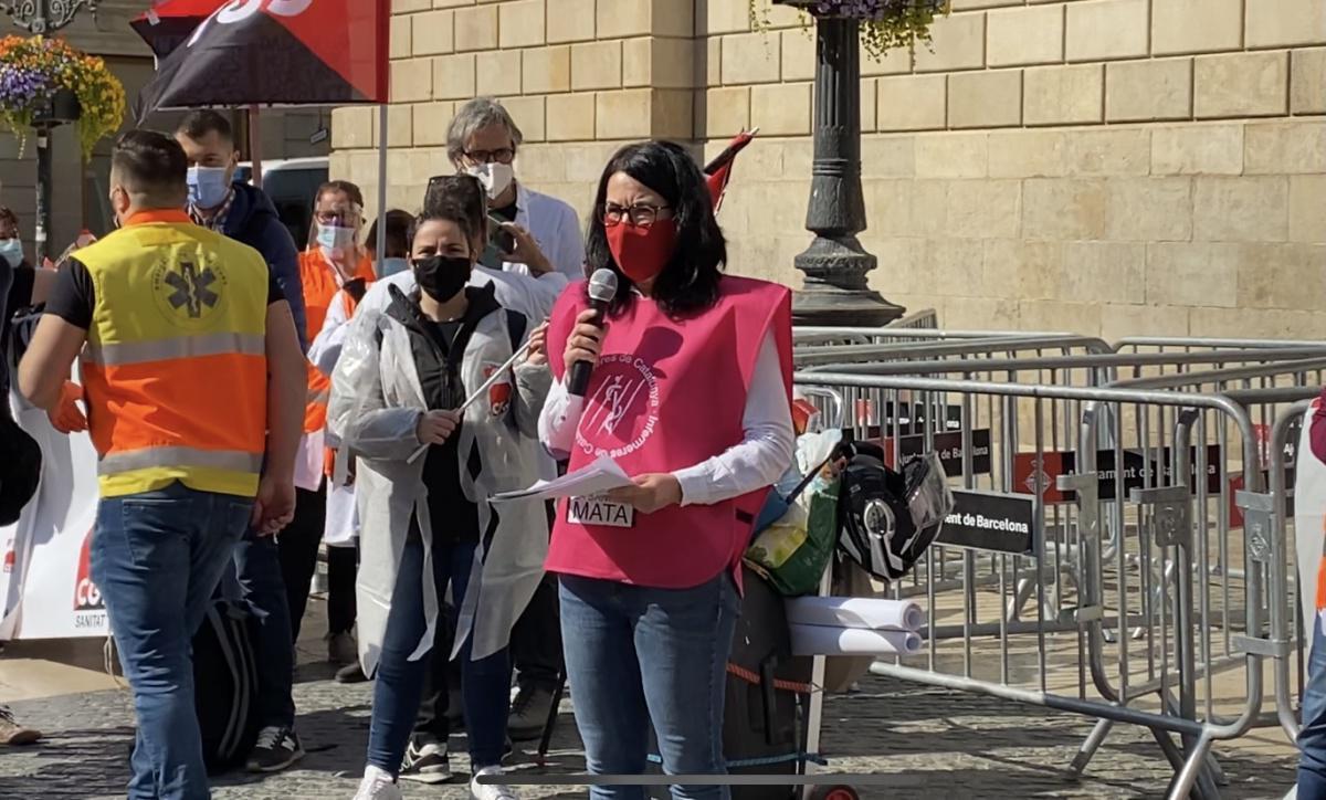 Manifest Plaça Sant Jaume