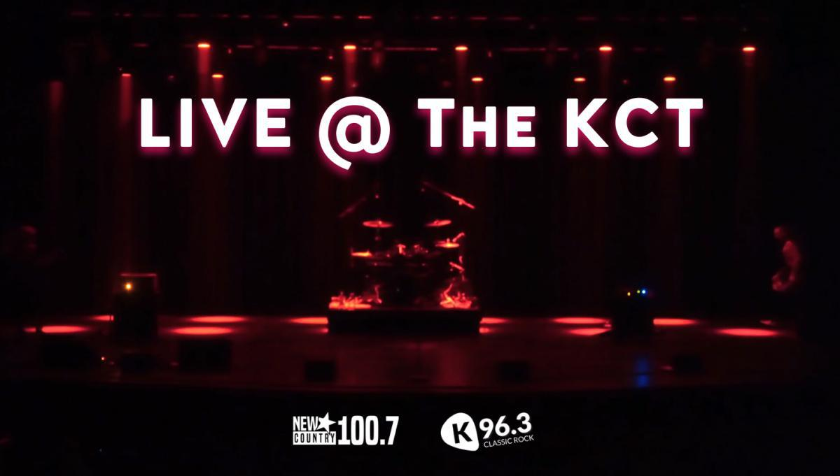 LIVE @ the KCT