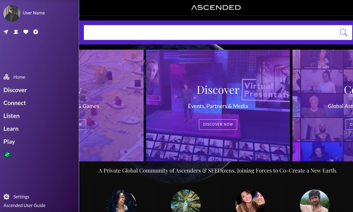 Ascended User Guide