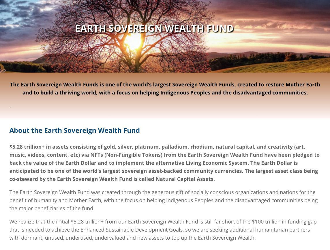 A Historic Partnership with Earth Dollar & Tactical Unlimited Partners