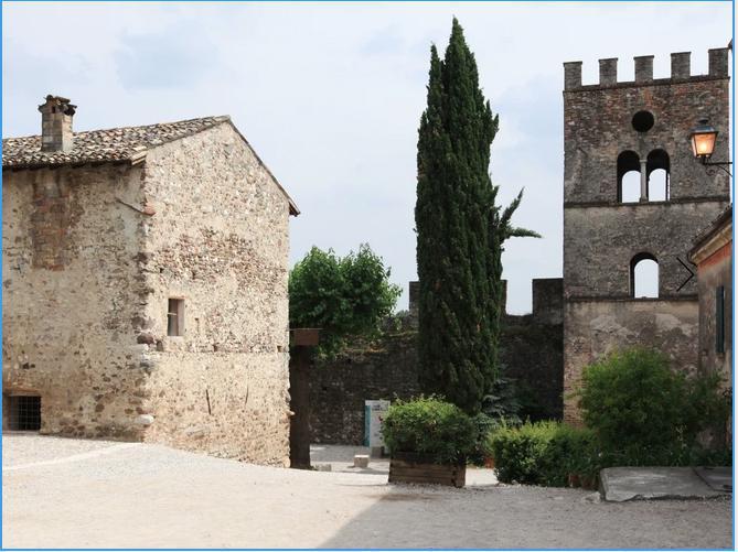 Borghetto sul Mincio e Castellaro Lagusello, un itinerario fra i Borghi più Belli d'Italia