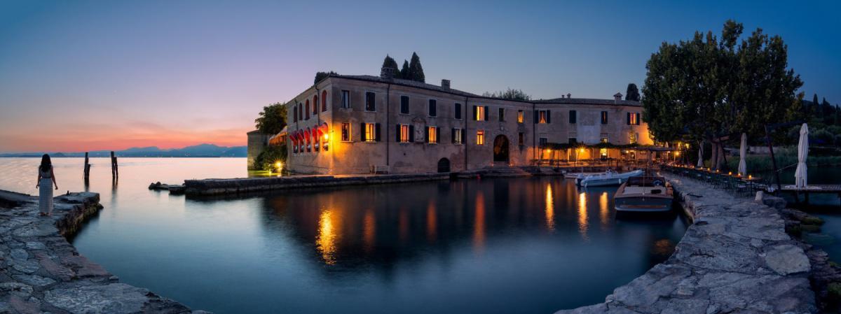 Dormire a Valeggio sul Mincio: una vacanza culturale e balneare sul Lago di Garda.