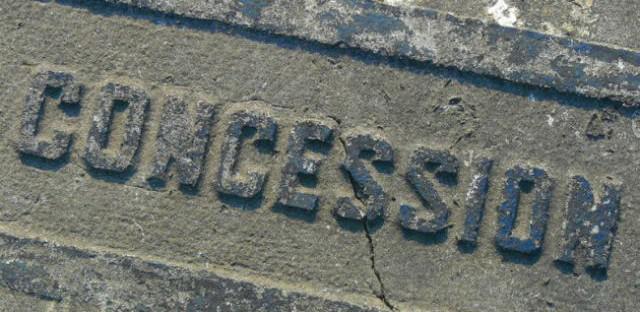 Achat ou renouvellement de concession cimetière