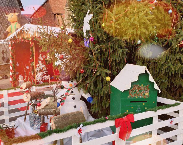 La Patinoire et le Marché de Noel