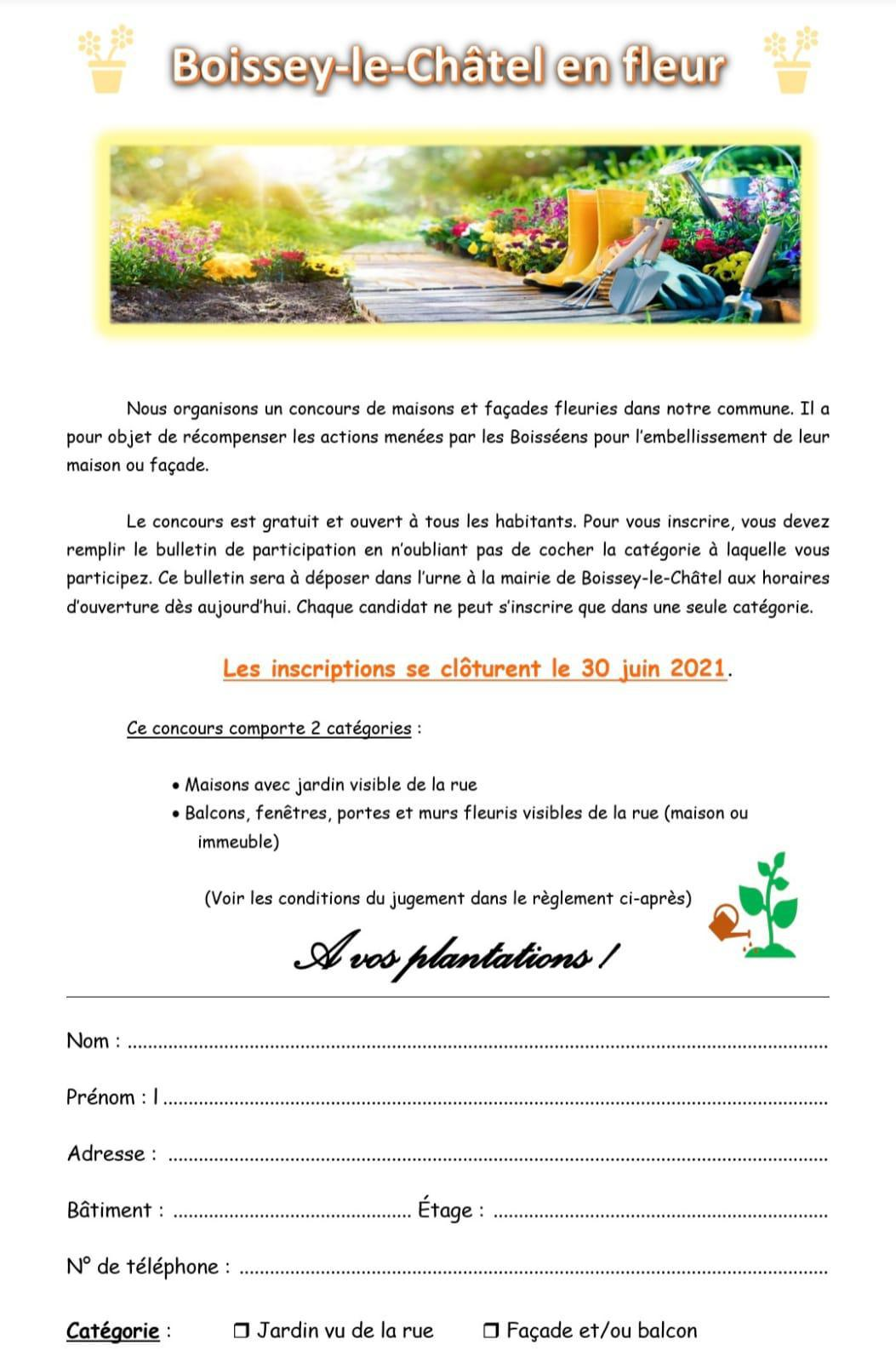 Distribution de deux flyers dans votre boite aux lettres