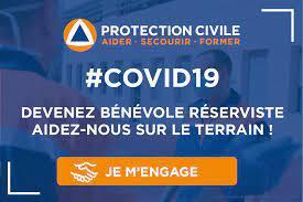 Recherches de Bénévoles Protection Civile