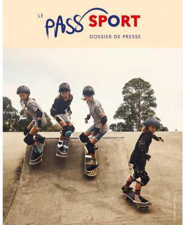 Offre du Pass Sport pour les enfants de 6-18 ans