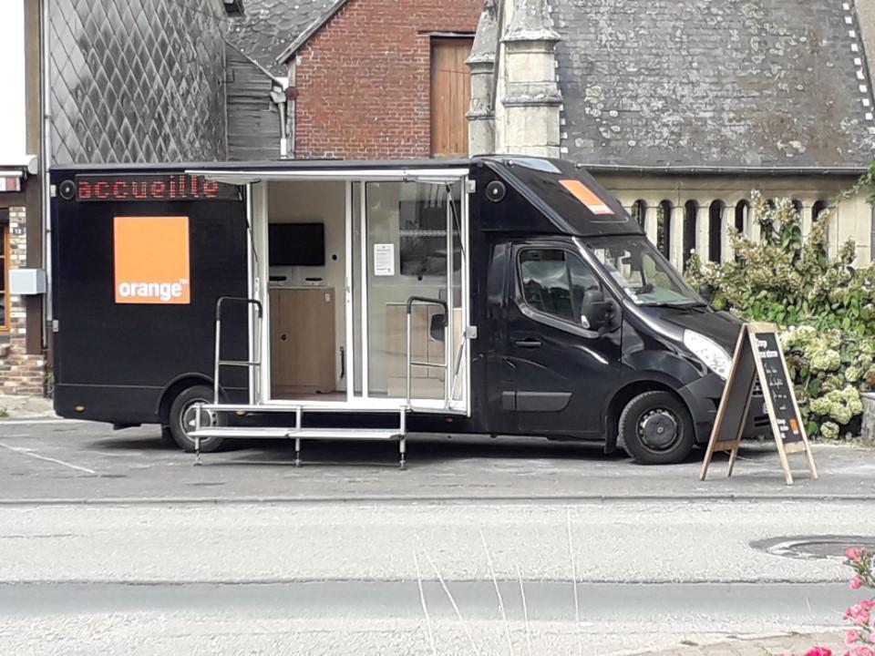 La Fibre Orange disponible à Boissey!!