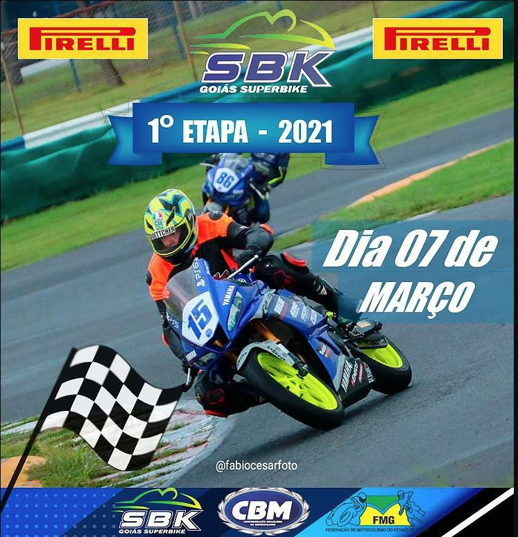 MOTOVELOCIDADE: INFORMAÇÕES PARA TEMPORADA 2021