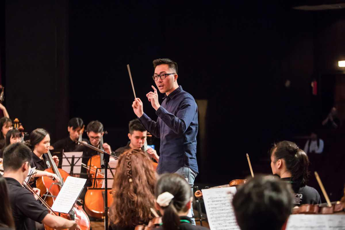 Music Director & Conductor