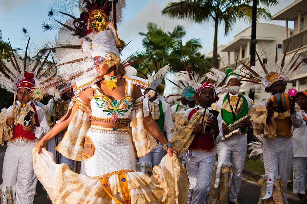 Les fêtes de fin d'année en Guadeloupe