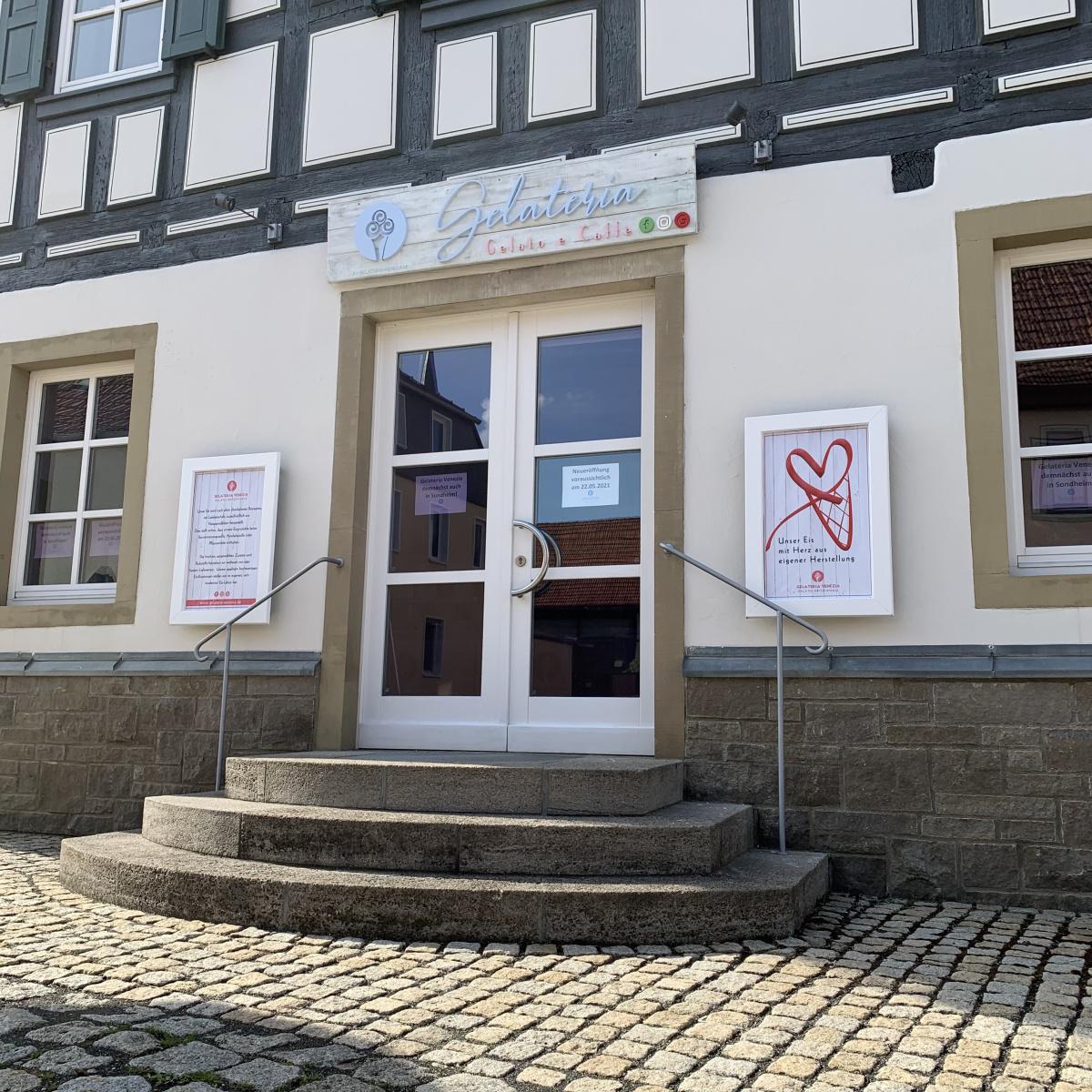 Neueröffnung am 22.05.2021 in Sondheim v.d. Rhön
