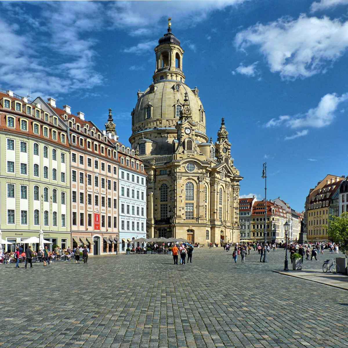 Audioguide durch die Dresdner Altstadt