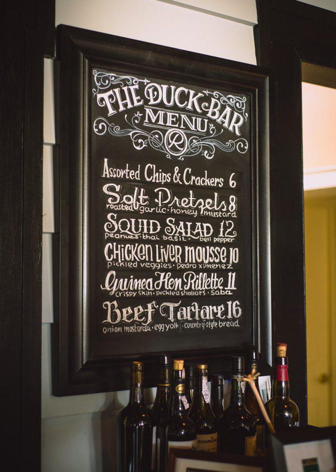 Duck Bar