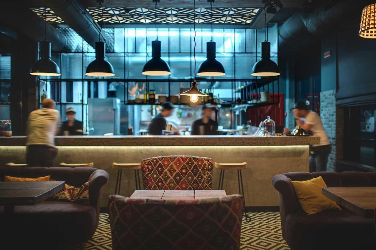 Cafe & Kitchen Design