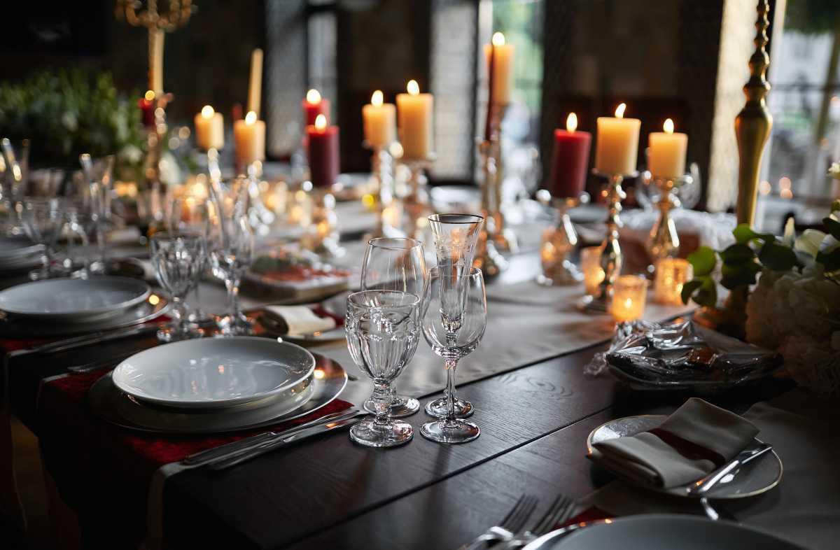 Corporate & Executive Dining