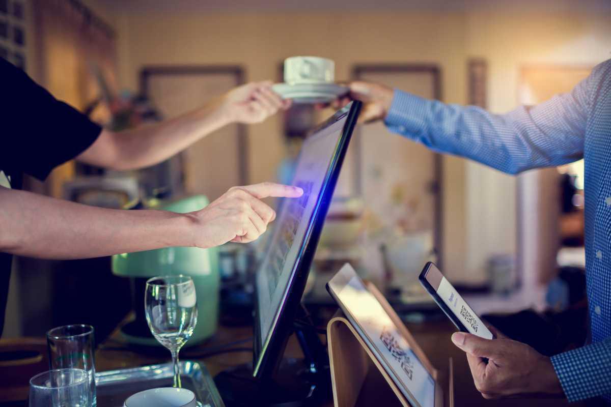 Cafe & Restaurant Management