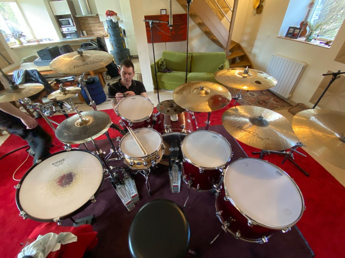 Indelible recording studio