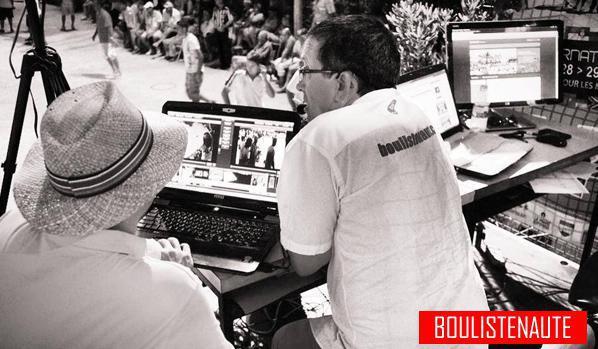 Boulistenaute, ses collaborateurs et ses bénévoles