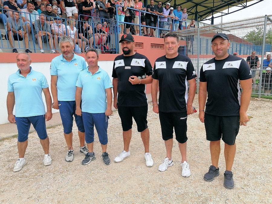 Pyrénées-Orientales : Les finalistes qualifiés pour le France triplette à pétanque 2021